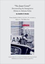 Boek cover No Juan Crow!: Documenting the Immigration Debate in Alabama Today van Jennifer E. Brooks