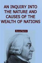 Omslag AN INQUIRY INTO THE NATURE AND CAUSES OF THE WEALTH OF NATIONS.