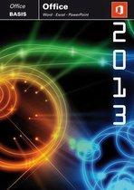 Basisboek Office 2013 / vbb21131401