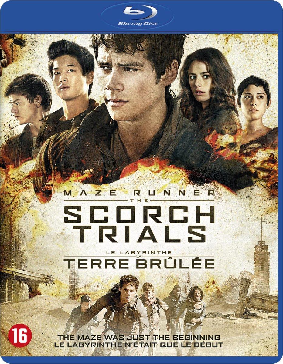 Maze Runner: The Scorch Trials (Blu-ray) - James Dashner