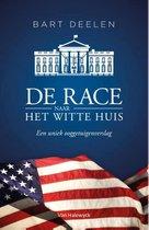 Boek cover De race naar het Witte Huis van Deelen Bart