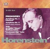 Horenstein Dirigiert Prokofiev 1+5