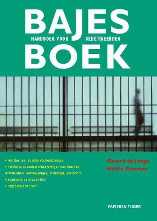 Bajesboek - G. de Jonge |