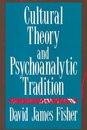 Omslag Cultural Theory and Psychoanalytic Tradition