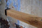 "Hanglamp ""Led-wood""120 cm . Balklamp met leds"