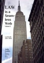Law Is a Seamless Web - Volume 2