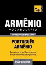 Vocabulário Português Brasileiro-Armênio - 5000 palavras