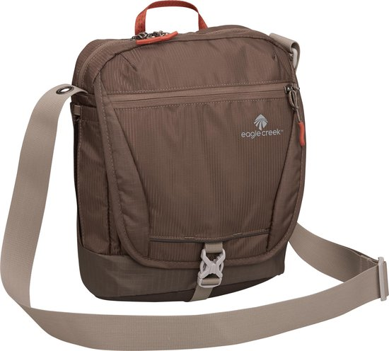 Eagle Creek Guide Pro Courier RFID - Brown