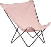 Lafuma Maxi Pop UP XL - Vlinderstoel - Opvouwbaar - Airlon dekje -Rose
