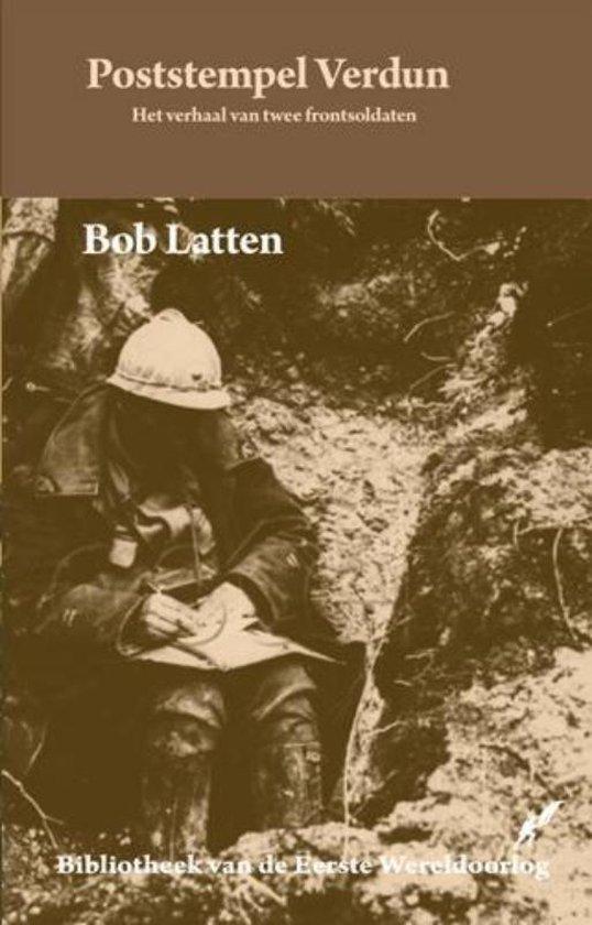 Bibliotheek van de Eerste Wereldoorlog 12 - Poststempel Verdun - Bob Latten | Fthsonline.com