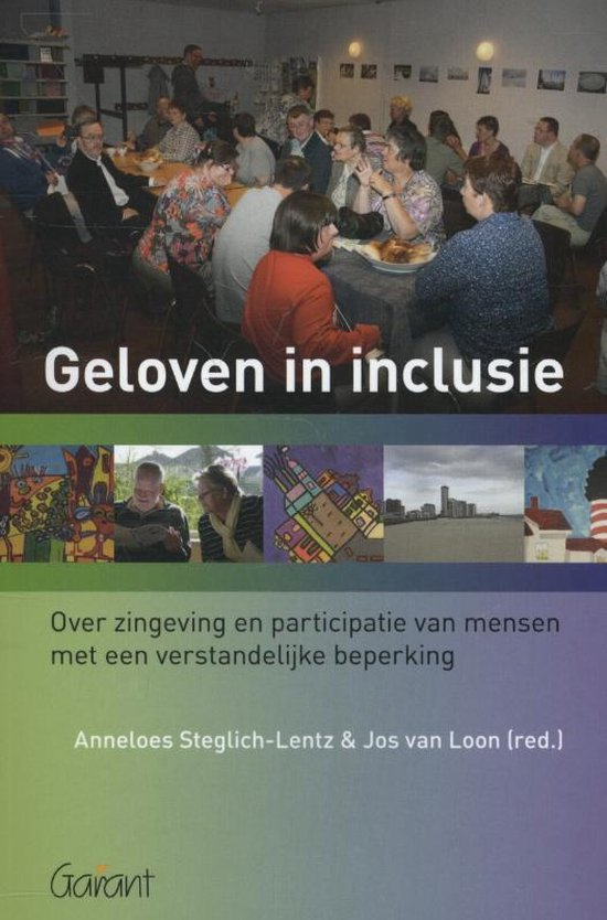 Geloven in inclusie - none |