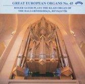 Great European Organs, No. 45