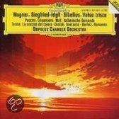 Wagner: Siegfried-idyll; Sibelius: Valse Triste