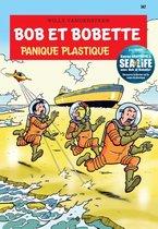 Boek cover Panique Plastique van Willy Vandersteen