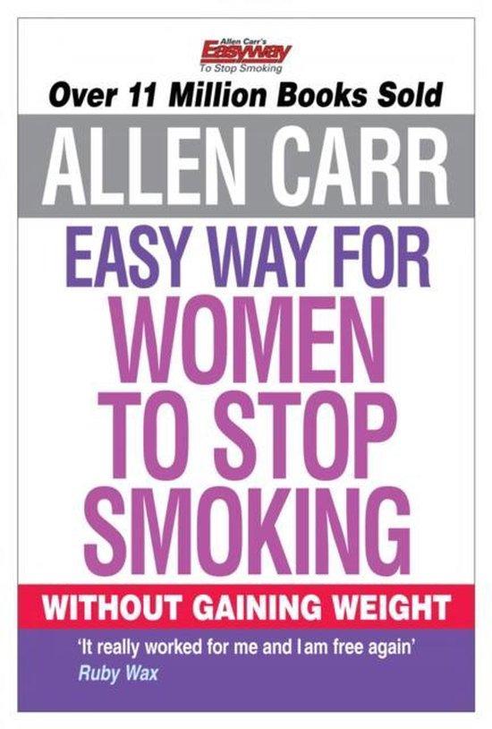 Afbeelding van Allen Carrs Easy Way for Women to Stop Smoking