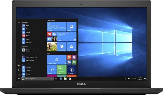DELL Latitude 7490 Notebook Zwart 35,6 cm (14'') 1920 x 1080 Pixels Intel® 8de generatie Core™ i5 8 GB DDR4-SDRAM 256 GB SSD Wi-Fi 5 (802.11ac) Windows 10 Pro