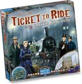 Afbeelding van Ticket to Ride UK & Pennsylvania - Uitbreiding - Bordspel speelgoed