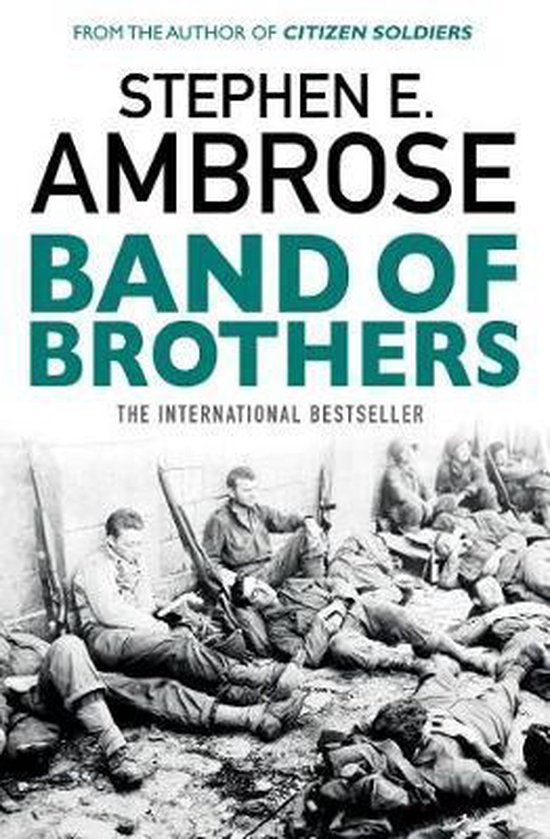 Boek cover Band of Brothers van Stephen E. Ambrose (Paperback)