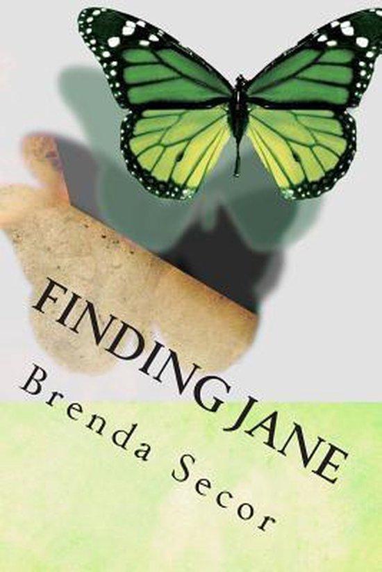 Omslag van Finding Jane