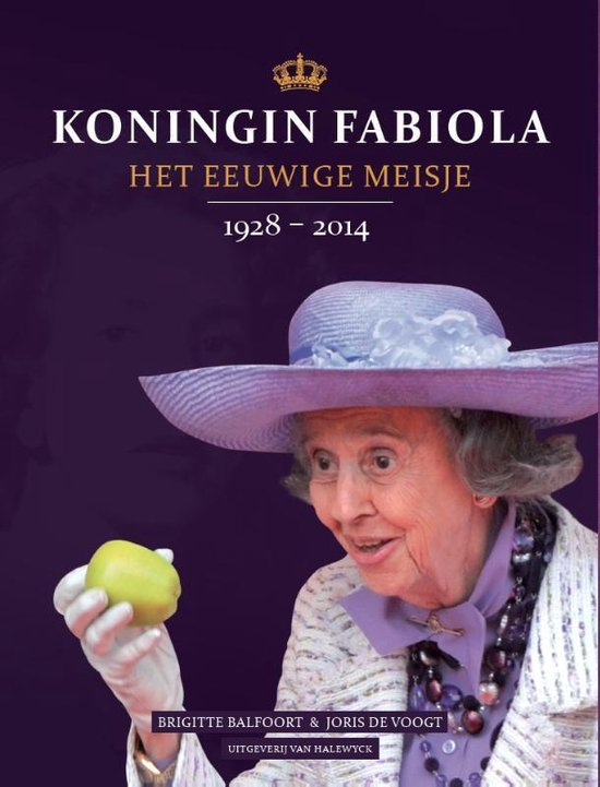 Koningin Fabiola - Brigitte Balfoort | Fthsonline.com
