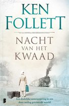 Boek cover Century 2 -   Nacht van het kwaad van Ken Follett (Paperback)