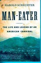 Omslag Man-Eater