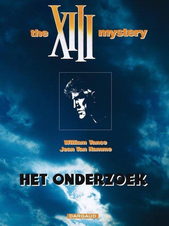 Cover van het boek 'Collectie Xiii / 13. Mystery - Onderzoek'