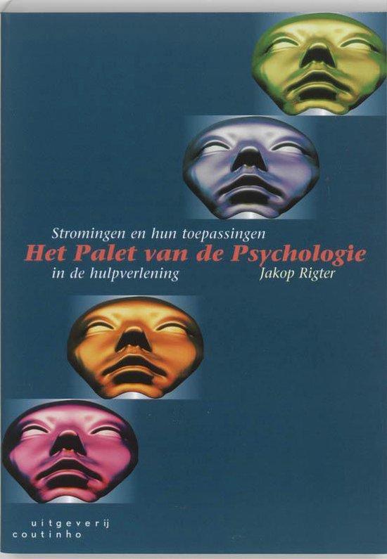 Het palet van de psychologie - J. Rigter pdf epub
