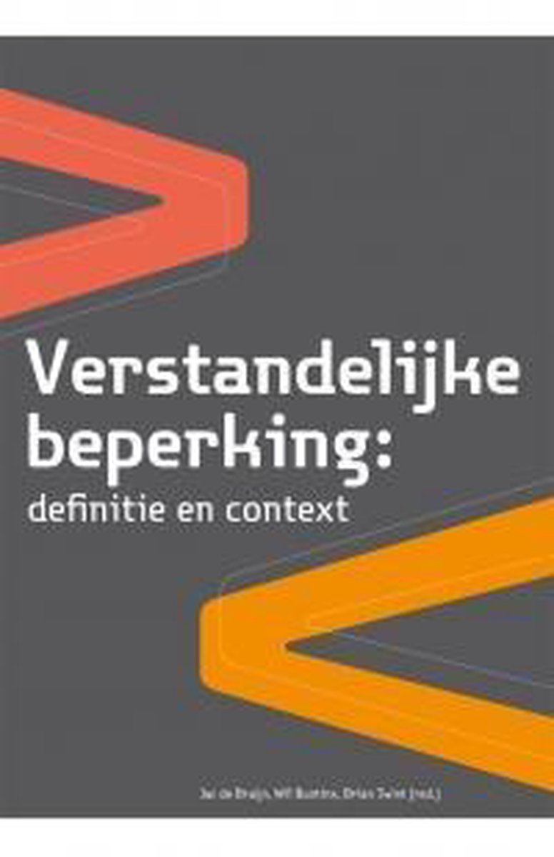 Verstandelijke beperking - Swp, Uitgeverij B.V.