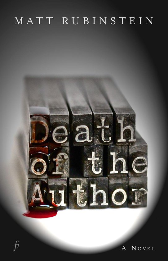 Omslag van Death of the Author