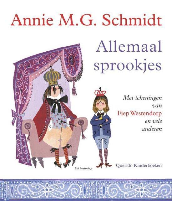 Boek cover Allemaal sprookjes van Annie M.G. Schmidt (Paperback)