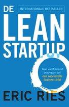 Boek cover De lean startup van Eric Ries (Paperback)