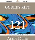 Boekomslag van 'Oculus Rift 121 Success Secrets - 121 Most Asked Questions on Oculus Rift - What You Need to Know'