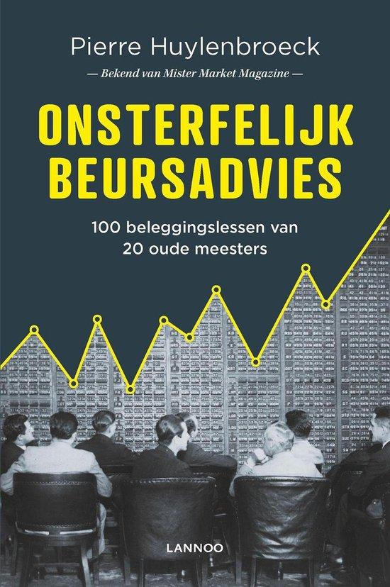 Onsterfelijk beursadvies - Pierre Huylenbroeck |