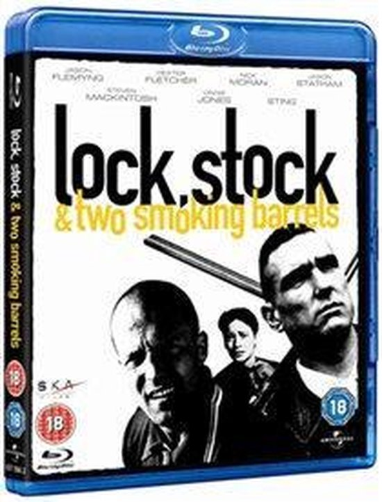 Cover van de film 'Lock, Stock & Two..'