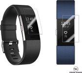 Screenprotectors geschikt voor de Fitbit Charge 2 | 3 stuks
