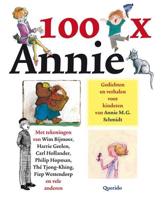 100 x Annie - Annie M.G. Schmidt |