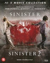 Sinister 1 & 2 (Blu-ray)