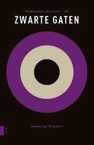 Boek cover Elementaire Deeltjes  -   Zwarte gaten van Katherine Blundell