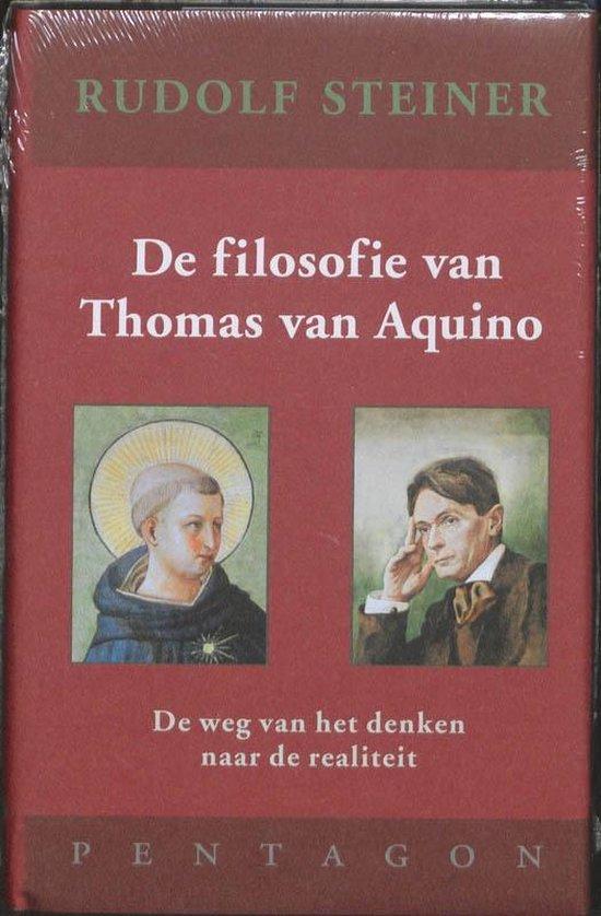 De filosofie van Thomas van Aquino - Rudolf Steiner |