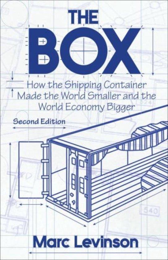 Boek cover The Box van Marc Levinson (Paperback)