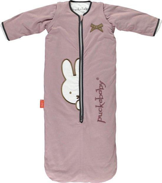 Puckababy Babyslaapzak Bag 4 Seasons 6m-2,5j - 100cm - Miffy Candy