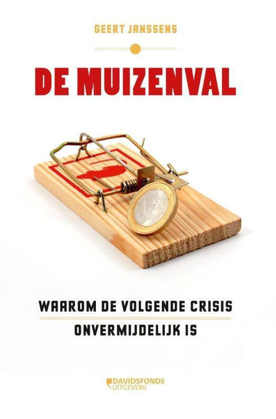 Cover van het boek 'De muizenval'