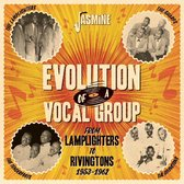 Evolution Of A Vocal Group. From Lamplighters To R