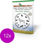 Farm Food Fresh Menu Pens&Hart - Hondenvoer - 12 x 300 g