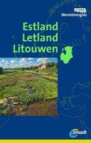 ANWB wereldreisgids - Estland, Letland, Litouwen