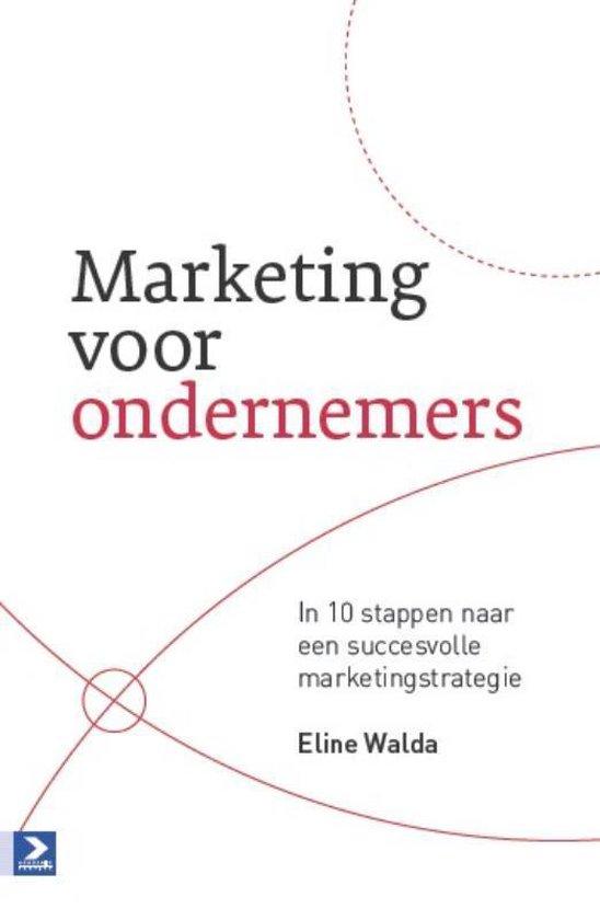 Marketing voor ondernemers - Eline Walda  