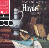 Haydn: Symphonies Nos. 99 & 104