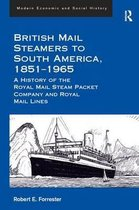 British Mail Steamers to South America, 1851-1965