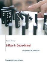 Stiften in Deutschland